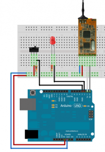 Arduino Serial wireless